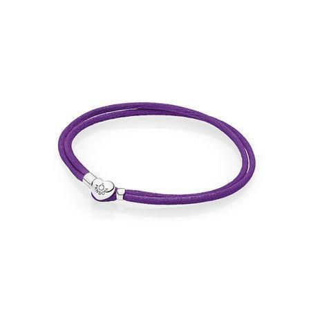 3fcff62bf 590749CPE Double Fabric Cord Bracelet In Purple | Products | Cord ...