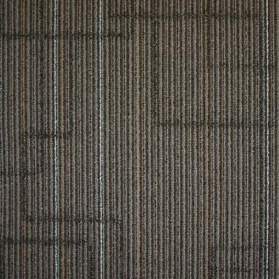 Ellis Commercial Graphite 19.7 in. x 19.7 in. Carpet Tile (20 Tiles/Case) - 706806 at The Home Depot $2.28 sq ft