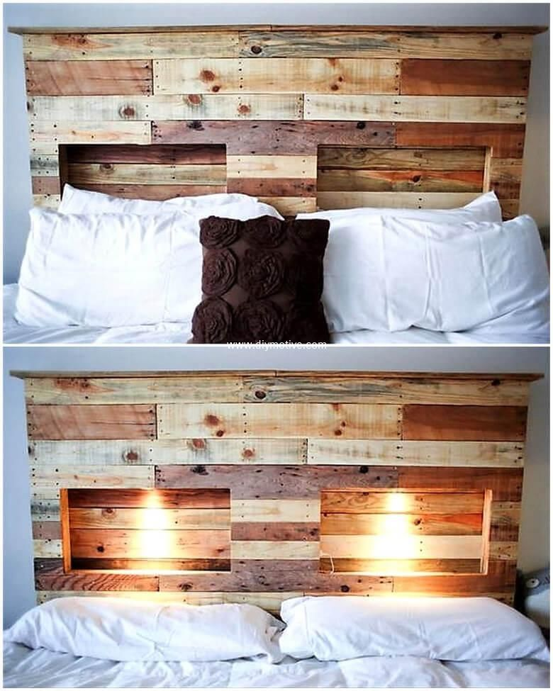Captivating Ingenious Ideas To Reuse Wood Pallets