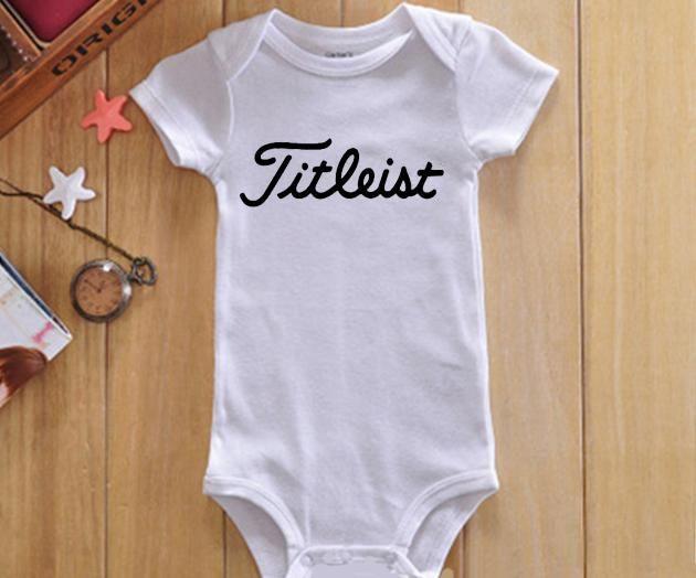 TITLEIST BABY SHIRT  c30aca4c540