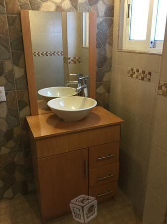 Mueble para baño con lavabo moderno Baño de Visitas Pinterest