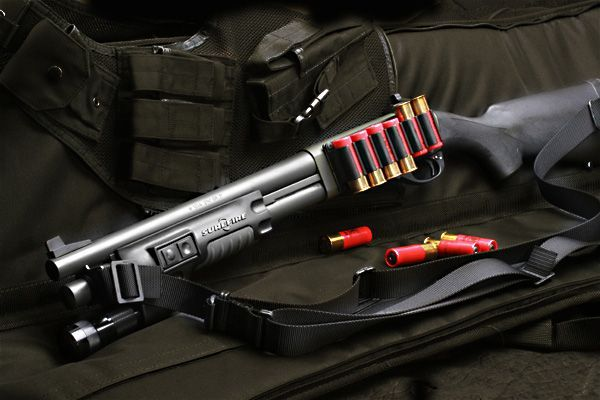 Custom Remington 870 from Wilson Combat Find our speedloader now!  http://www.amazon.com/shops/raeind