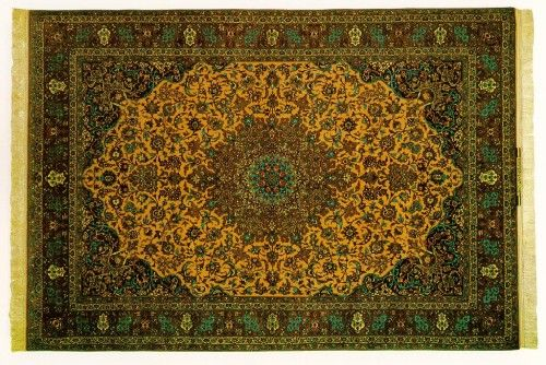 Historical Records Show That The Court Of Cyrus Great Was Bedecked With Magnificent Carpets