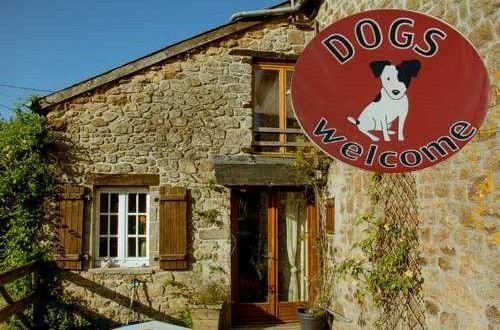 Gîtes en Bretagne près de Dinan qui accueille les chiens