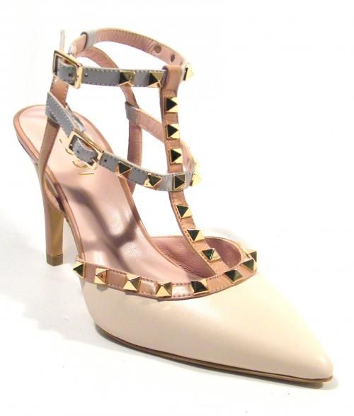 Zapatos Valentino Beige