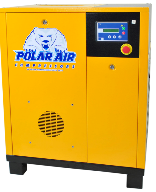 Rotary Compressor For Large Industrial Applications