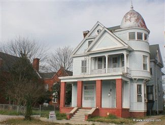 Historic Real Estate Listing For Sale In Augusta Ga The Rice House Circa 1880 59 000 Historic Homes Historic Homes For Sale Historic Home