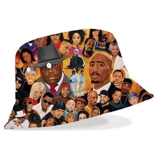 """""""Legends of Hip Hop (Bucket Hat)"""""""