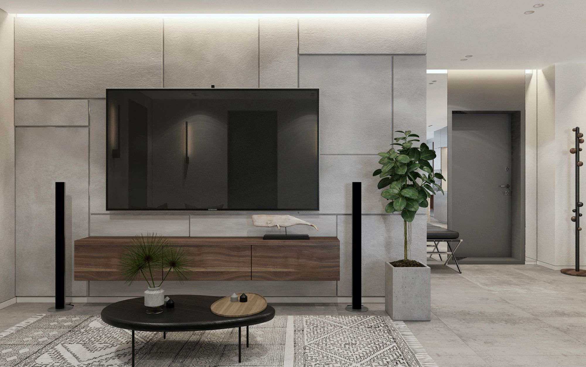 Modern Home - ZikZak.com.ua | Déco Salon LED in 2019 ...