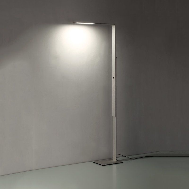 Linear 56 Led Task Floor Lamp With Images Task Floor Lamp Floor Lamp Led Floor Lamp