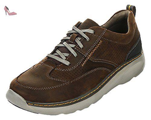 Cuir Passform De Clarks Mix Homme Chaussures Charton Détente Weite nwzWBTqAx