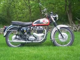 Image result for 1964 bsa a50 for sale  project