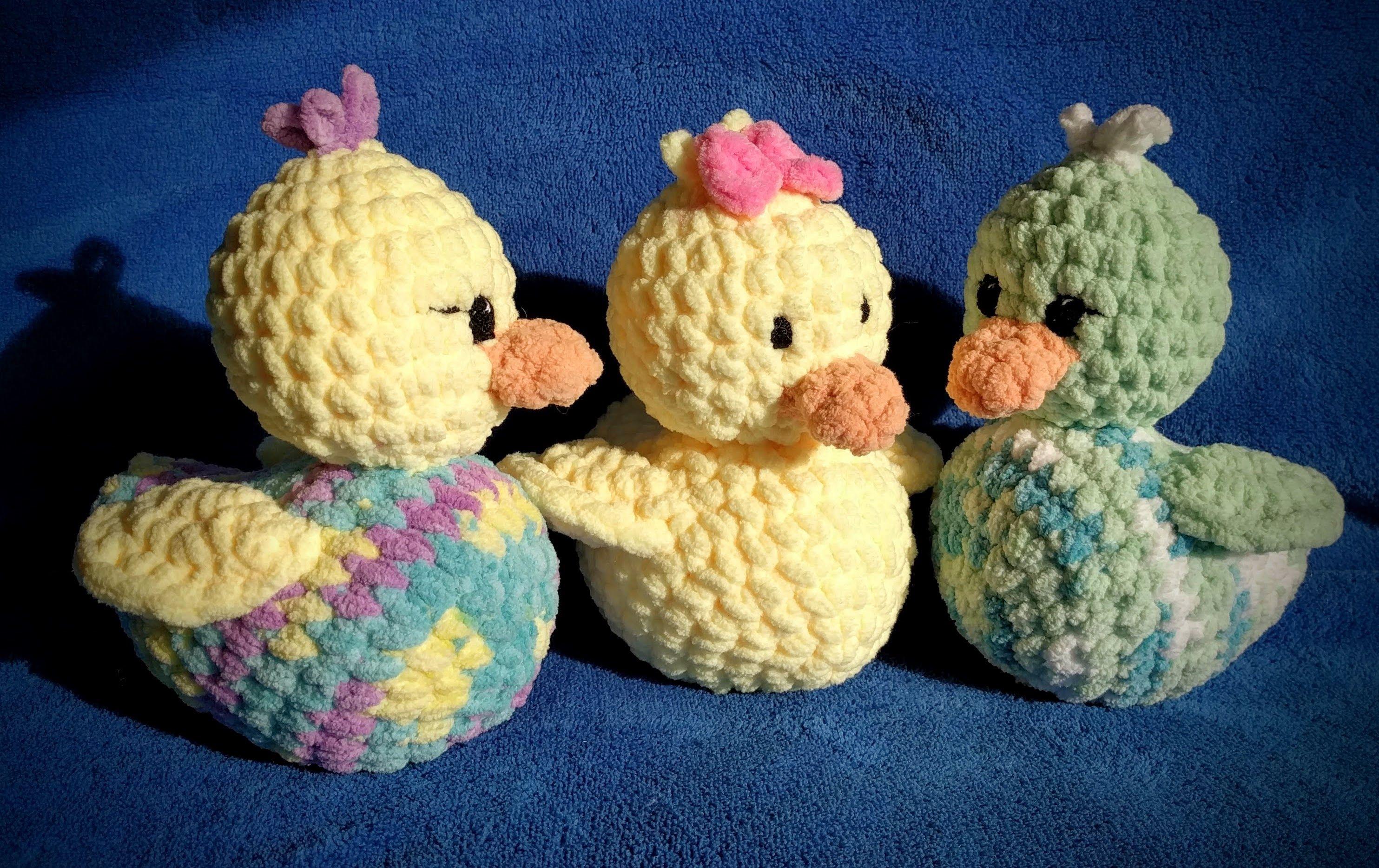 Duckling Yellow Yarn