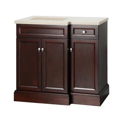 foremost international teagen 36 inch vanity combo with on home depot vanity id=35729
