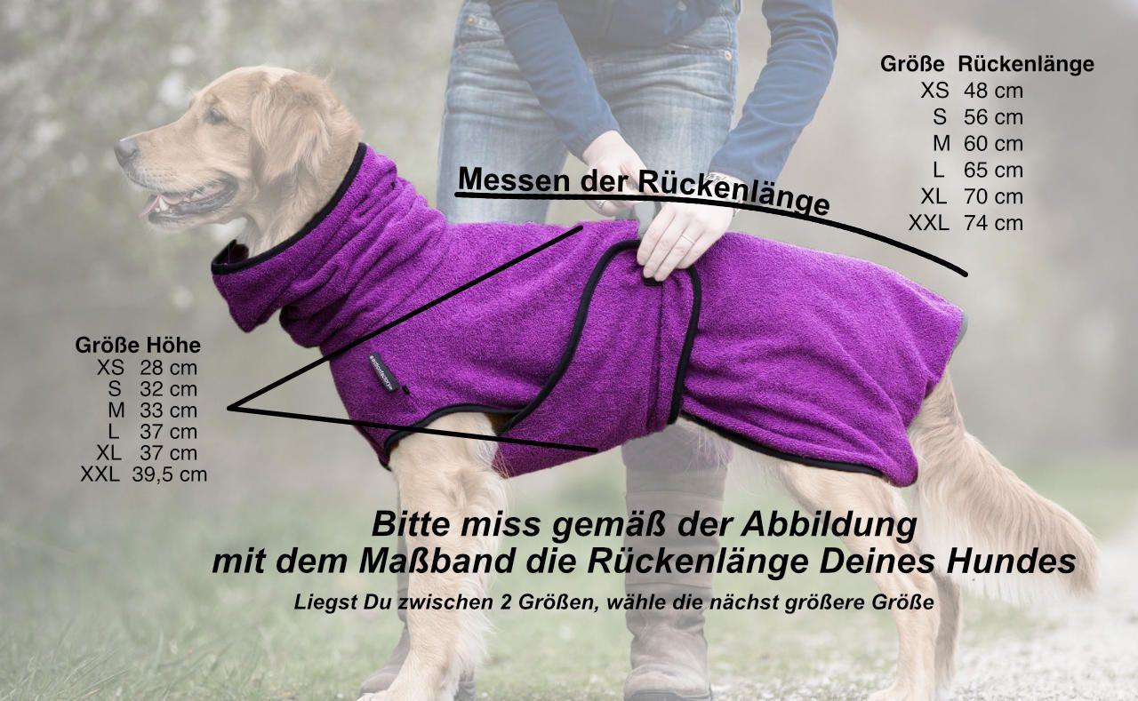 dryup cape Hundebademantel | Lotte & Anna | Hundesachen | Pinterest ...