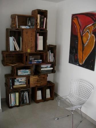 Paletten Kisten Regal Household Ideas