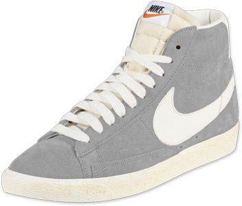 Nike blazer violet et blanc