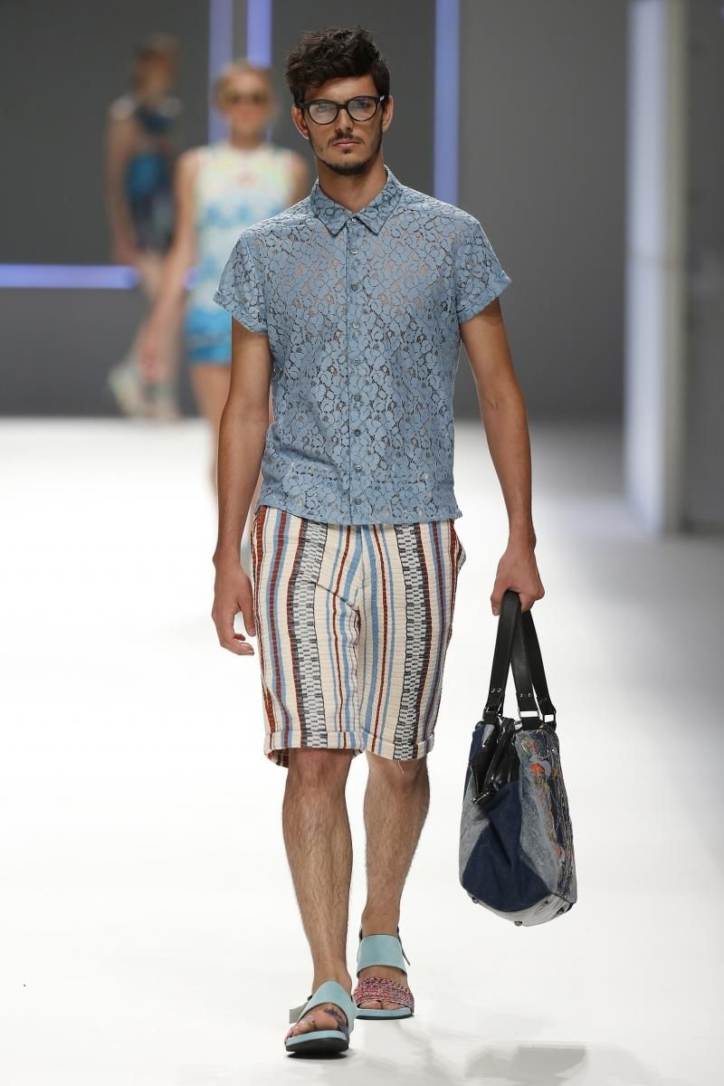 Custo Barcelona Spring Summer 2016 Primavera Verano - 080 Barcelona Fashion - Menswear #Trends #Tendencias #Moda Hombre - M.F.T.