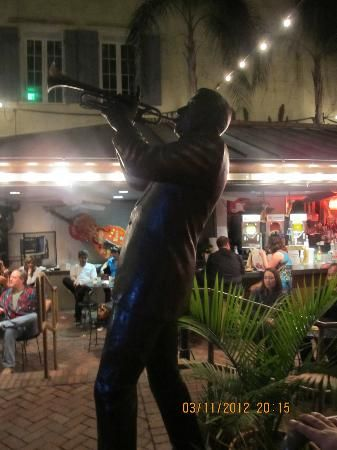 New Orleans Musical Legends Park Add to trip 311 Bourbon Street, New Orleans, LA 70112