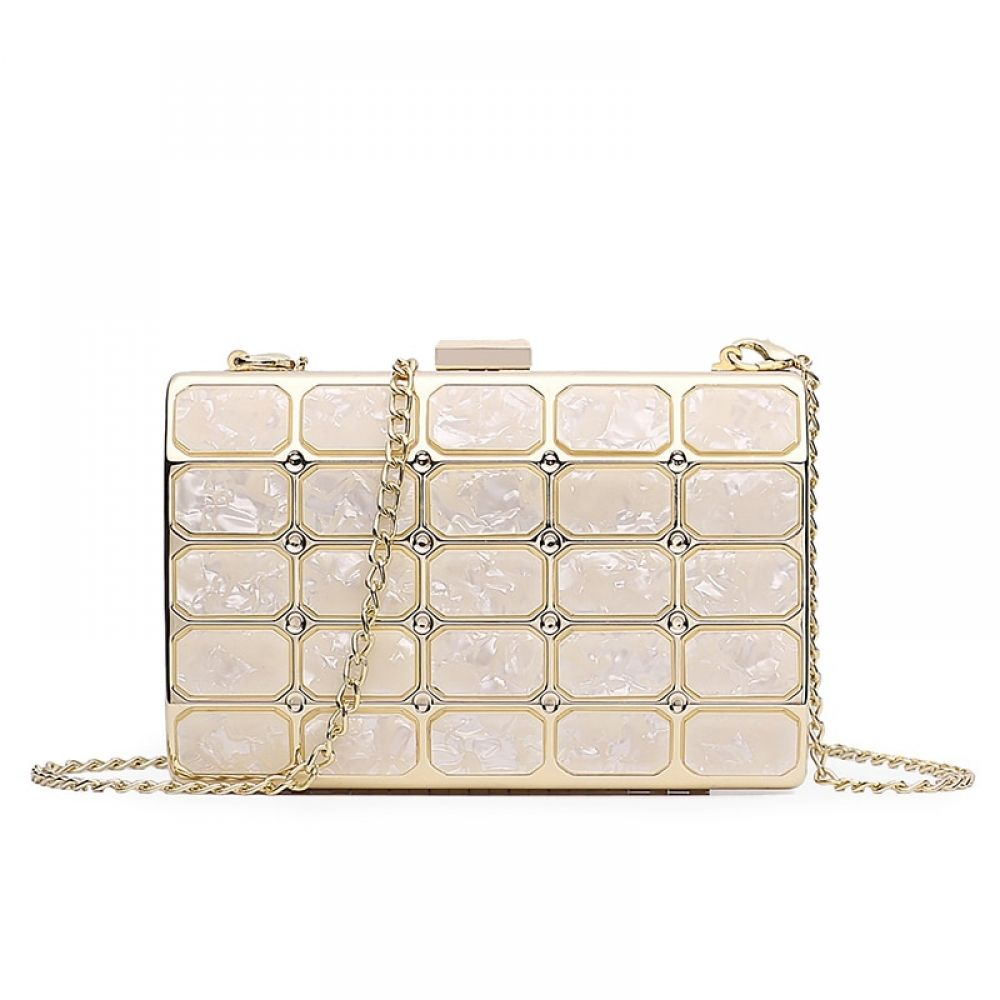 Women/'s Bags Clutch Evening Bag Acrylic Purse Shoulder Crossbody Handbags Wallet