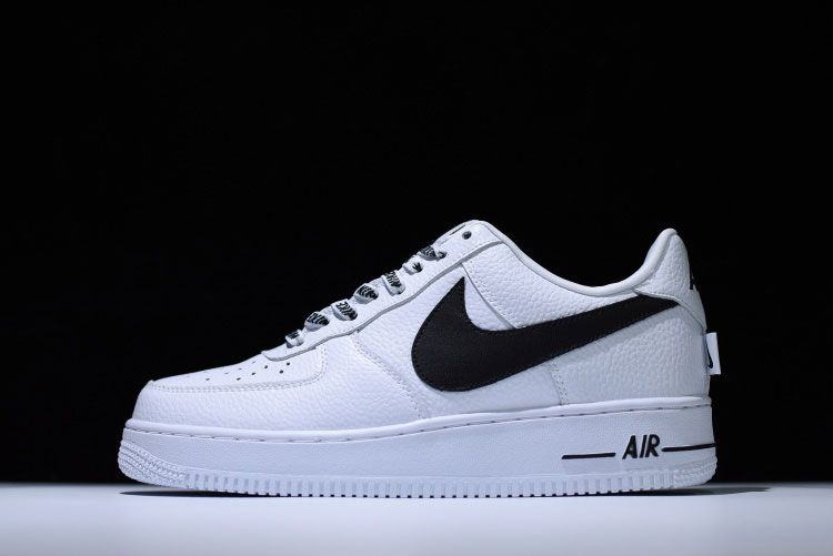 Limited Nike Air Force 1 Low Nba Pack Sneakers Af1 Sports Shoes White Black Nike Air Force Nike Air Air Force Shoes