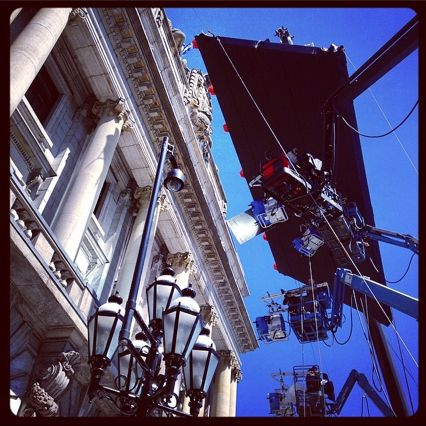 Motion Picture Lighting And Grip Friday