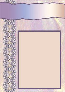 ArtbyJean - Purple Wood Roses