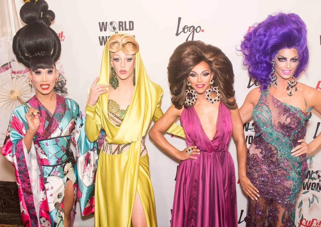 Haus of Edwards at the Season 8 finale