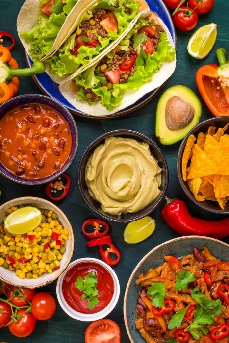 Ordinary Taco Dinner Party Ideas Part - 4: Dinner Party Ideas: Who Doesnu0027t Love Tacos? Put Together A Taco Bar
