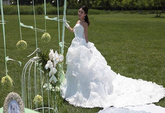 Vestidos de novia baratos y hermosos. Fotos | Vestido de novia ...