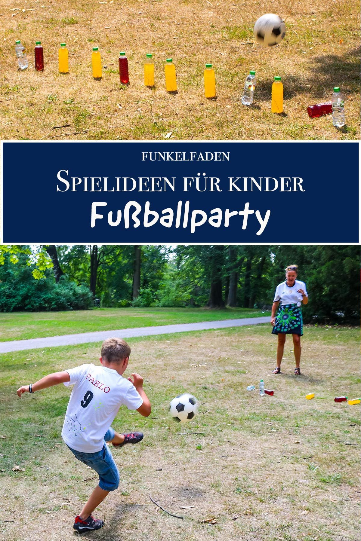 Games For Football Birthday Ideas For Great Children 39 S