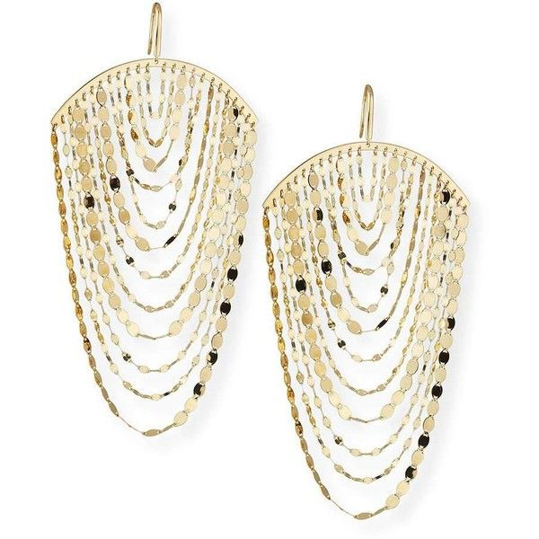 cascade lyst earrings metallic jewelry in shourouk