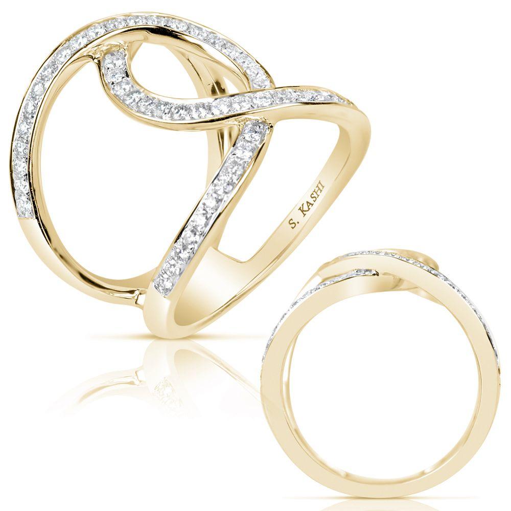 25843 Joe Kassab Jewelers Womens rings fashion