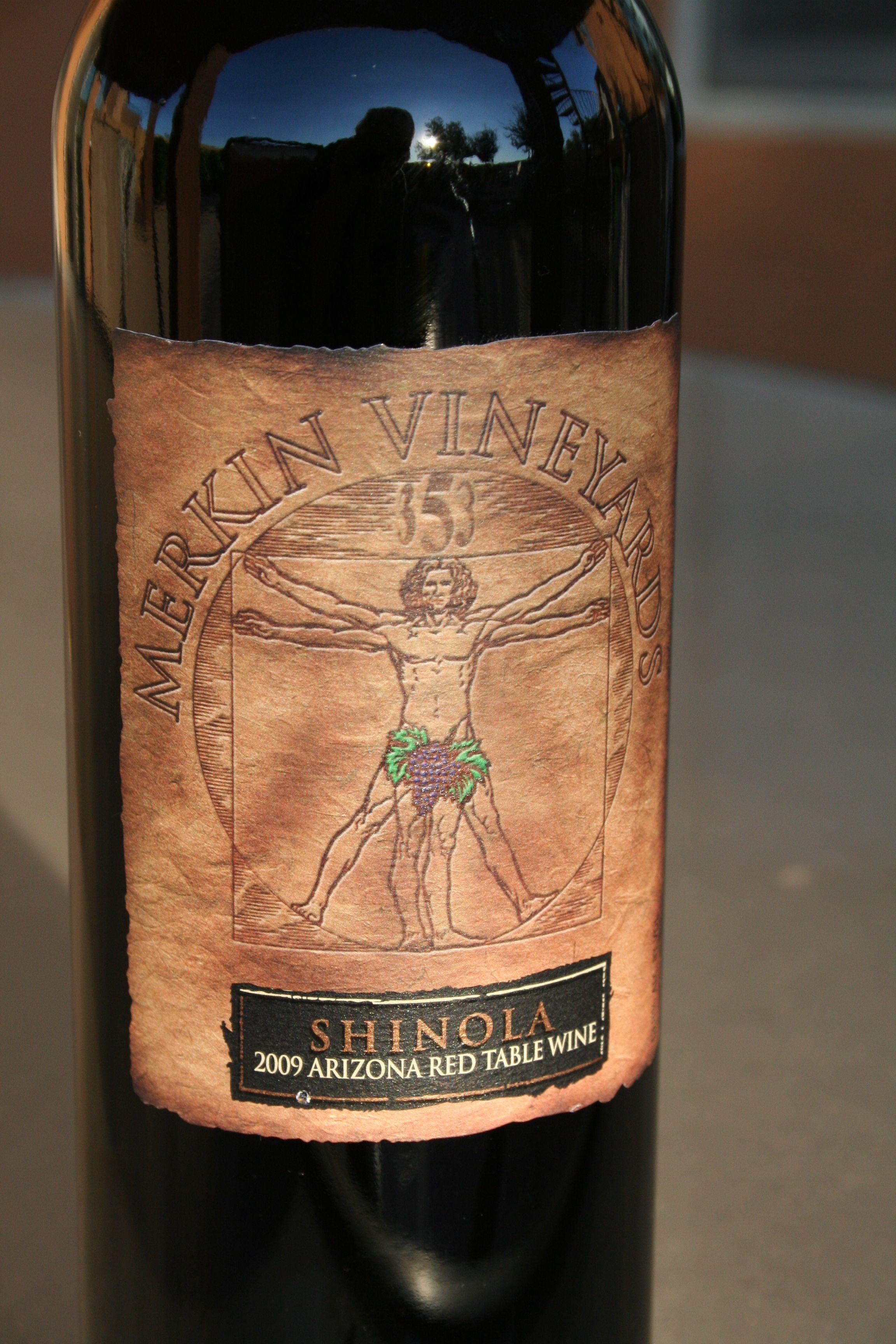 Yummy wine by Maynard Keenan, Arizona wine maker and lead