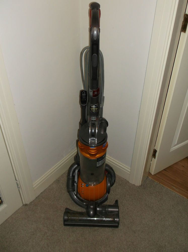 Refurbished dyson dc25 upright ball vacuum подделка dyson