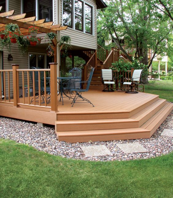 UltraDeck® is a highquality option for your backyard