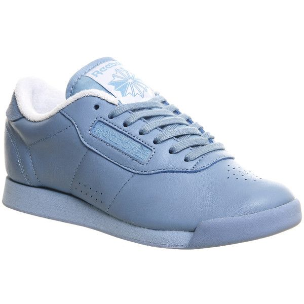 99967fefb57 Reebok Princess Trainers ( 76) ❤ liked on Polyvore featuring shoes ...