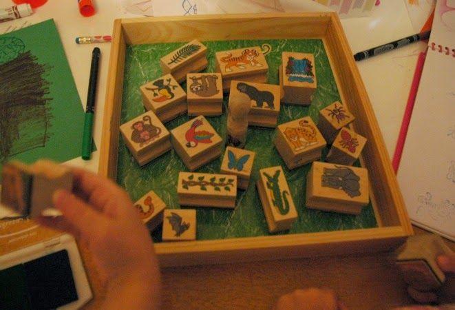 Photo of Jungle Theme- Weekly Home Preschool