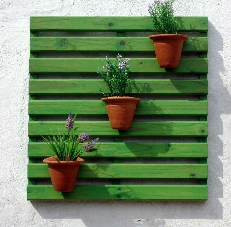49++ Idee deco palette jardin inspirations