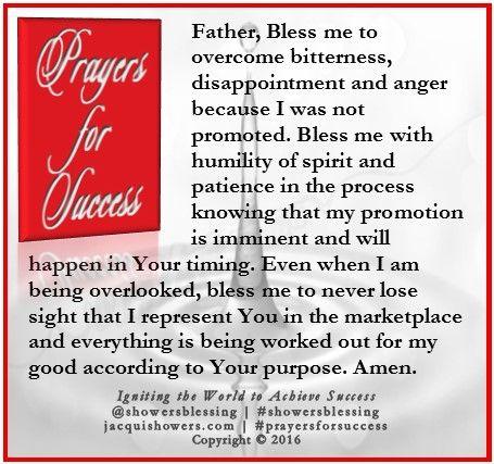 Prayer For Success April 7 Bitterness Prayer For Success