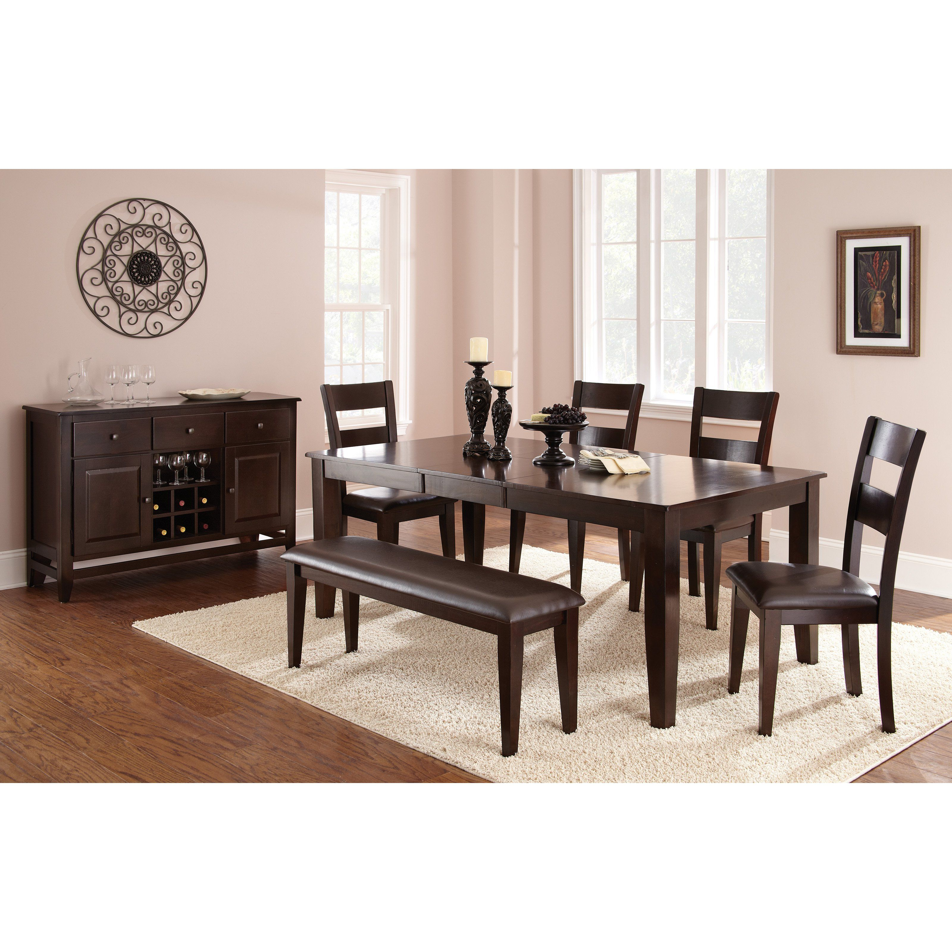 Have To Have Itsteve Silver Victoria Dining Table  Mango  $498 Delectable Steve Silver Dining Room Set Decorating Inspiration