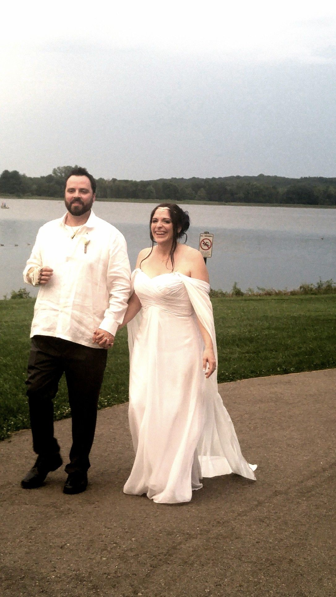 Zelda wedding dress  Zelda Wedding Stony Creek Metropark Sunset Terrace  Zelda Wedding