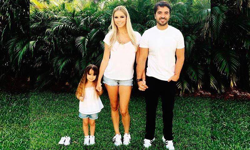 Baby On Board Luis Fonsi Y Agueda Lopez Volveran A Ser Papas