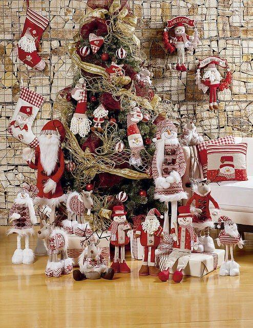 Siete tendencias en decoraci n navide a para el 2015 for Decoracion navidena hogar