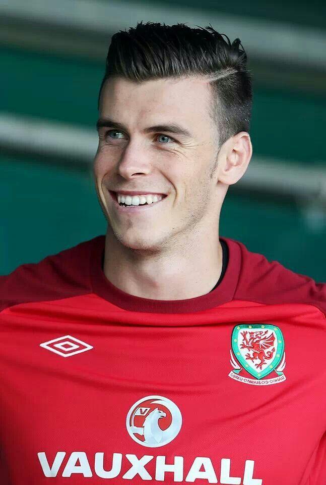 Gareth Bale Wales Real Madrid Footballer Soccer Football