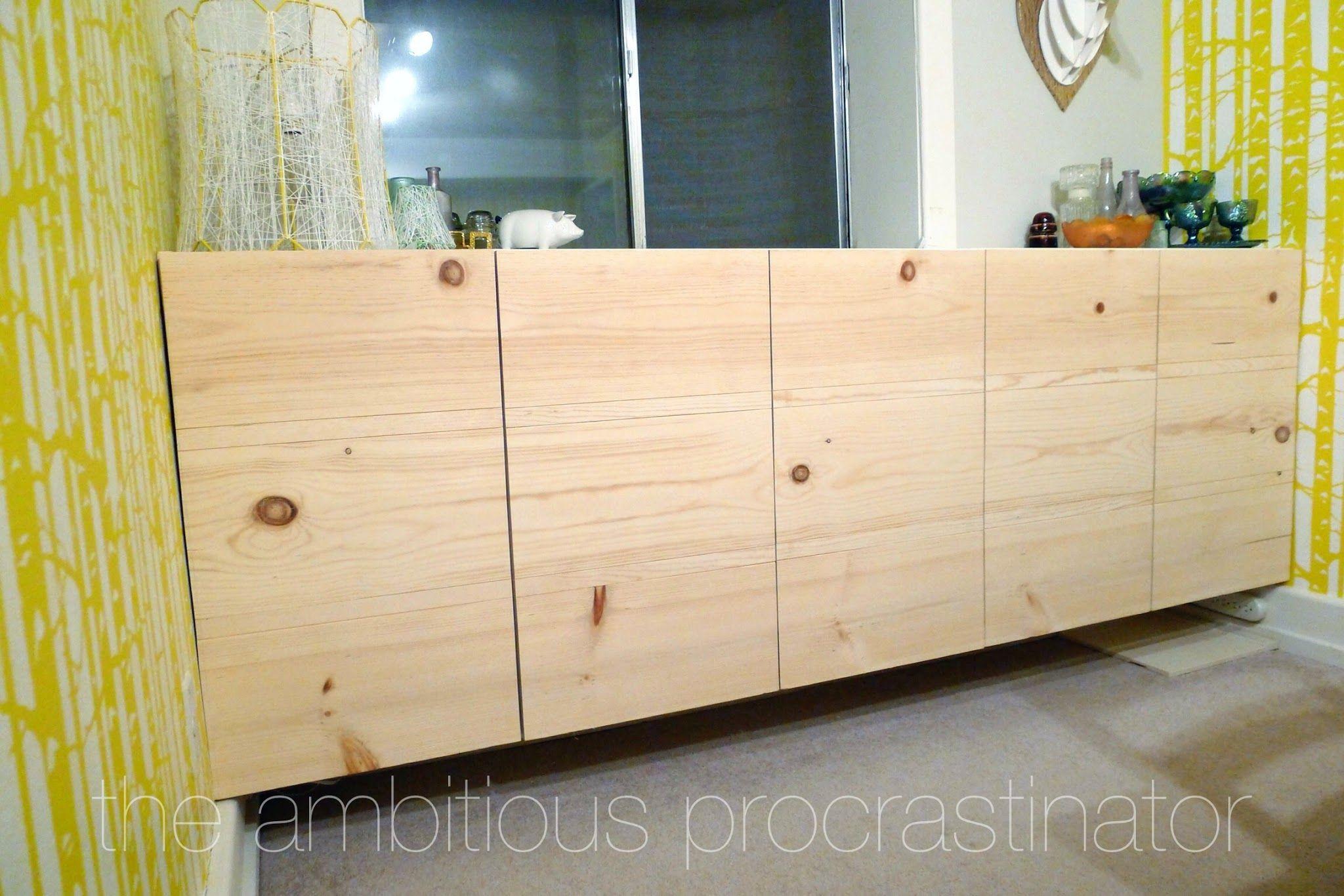 Plywood Slab Cabinet Doors Google Search Kitchen Diy Cabinet