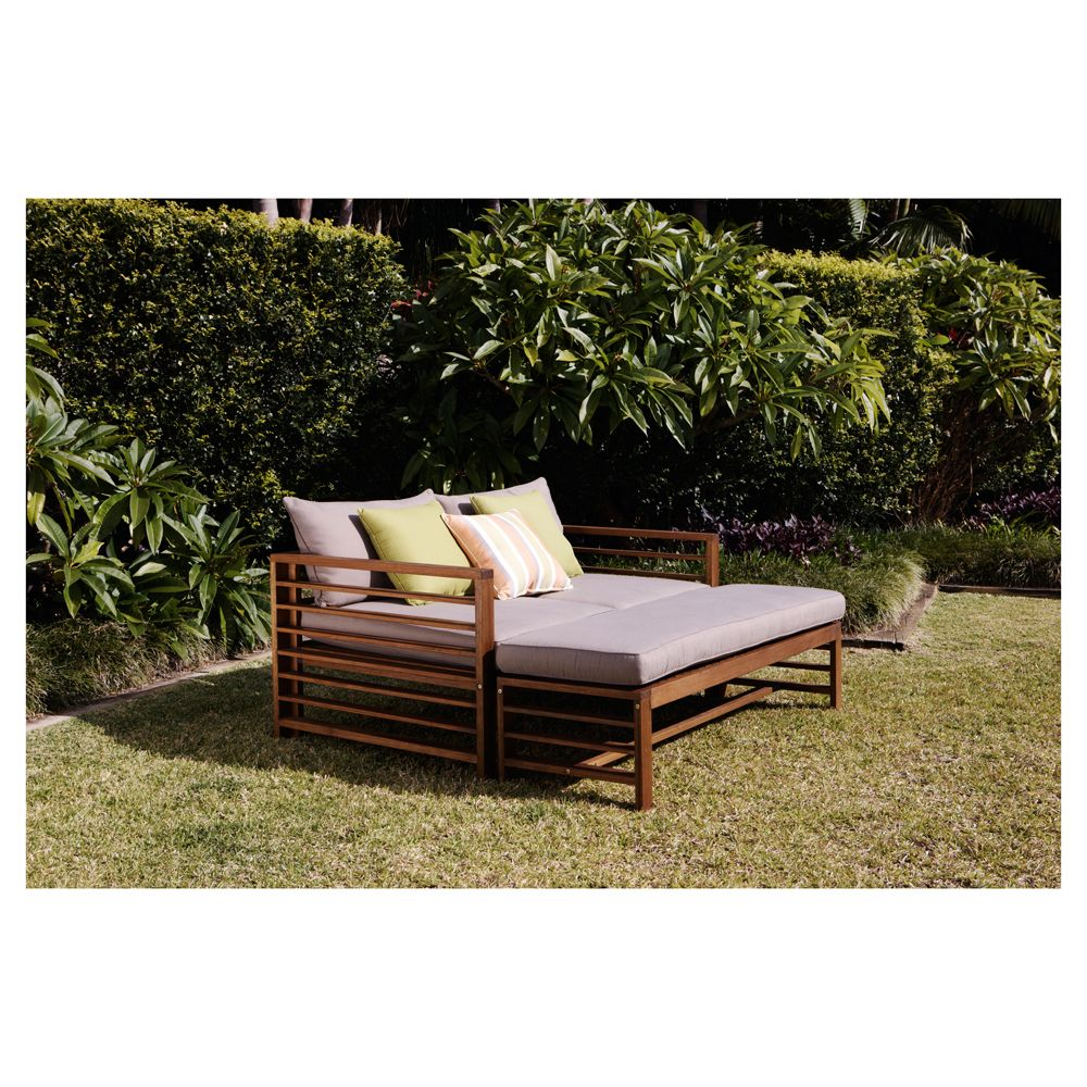 Banksia day bed need to get the bench outdoor living