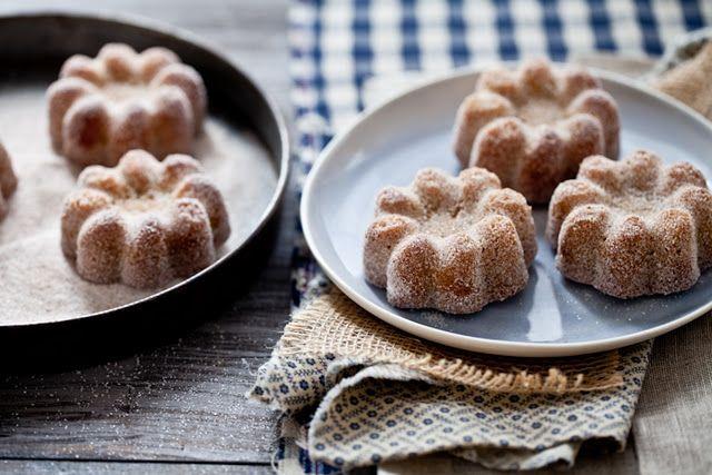 Humm.. Mini cakes