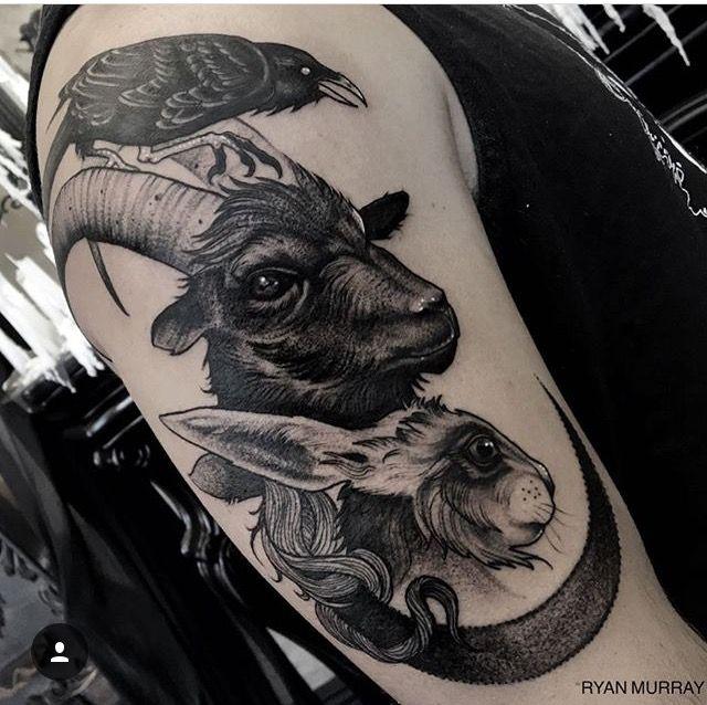 Blackveil Tattoo Black Sheep Tattoo Sheep Tattoo Animal Tattoos