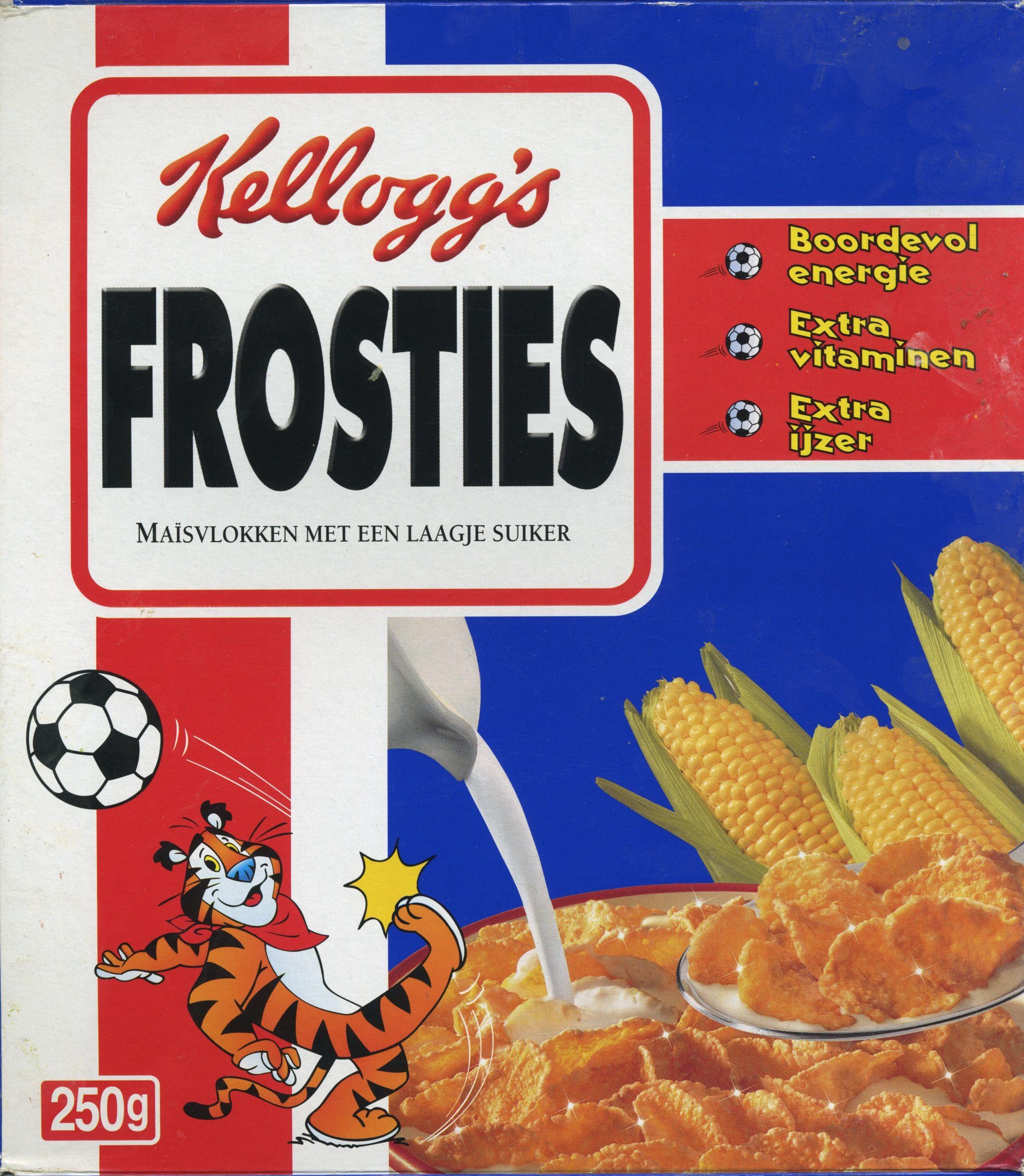 Frosties ©2001 , Kellogg's Benelux